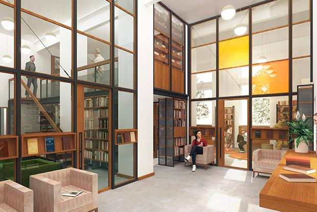 Как будет выглядеть «Новая библиотека» от российско-голландских архитекторов в Екатеринбурге — Городской дизайн на The Village