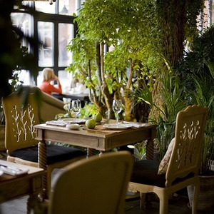 Новое место: ресторан The Caд — Новое место на The Village