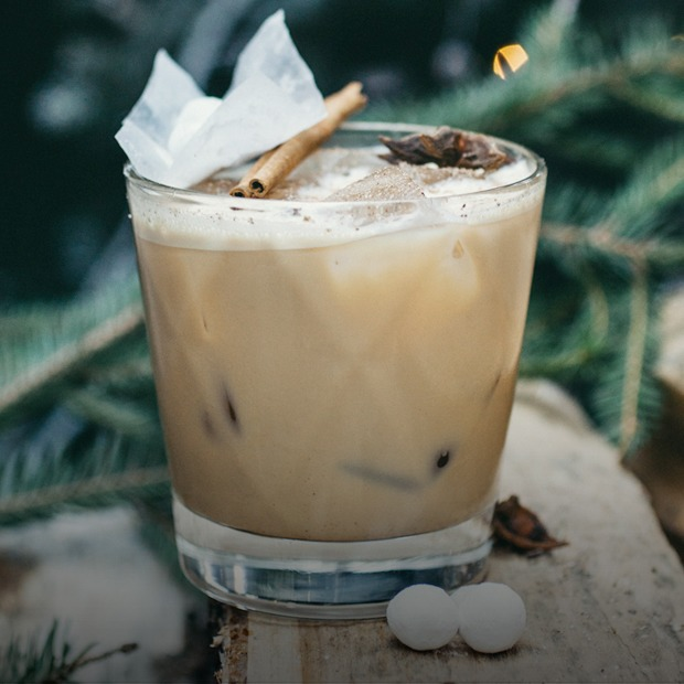 Три простых и быстрых коктейля для новогодней вечеринки — Бухучет на The Village