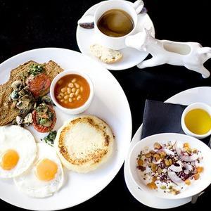 6 поздних завтраков в Москве — Рестораны на The Village