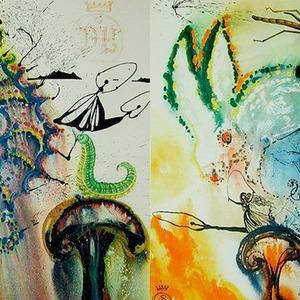 Иллюстрации Пикассо, Дали и Миро в Пушкинском музее — События на The Village