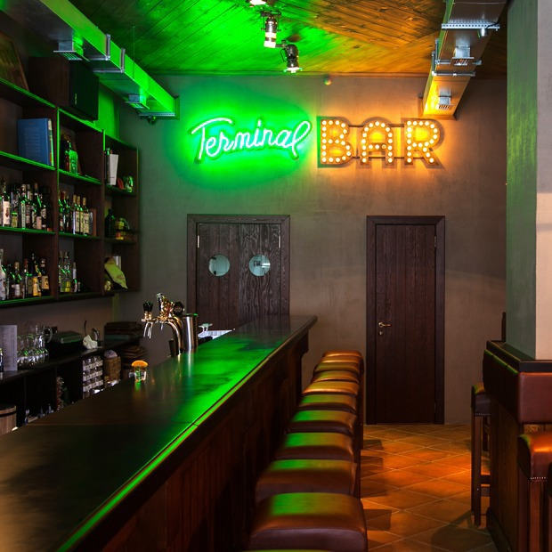 Terminal Bar на Белинского — Новое место на The Village