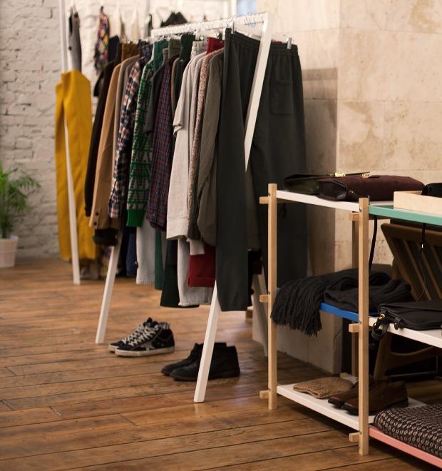 Новое место: Rehabshop в Большом Козихинском переулке — Магазины на The Village