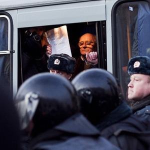 Copwatch (Петербург): Действия полиции на митинге «Стратегии-31» — Люди в городе на The Village