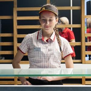Вновь открывшийся «Макдоналдс» на «Пушкинской» — Фоторепортаж на The Village