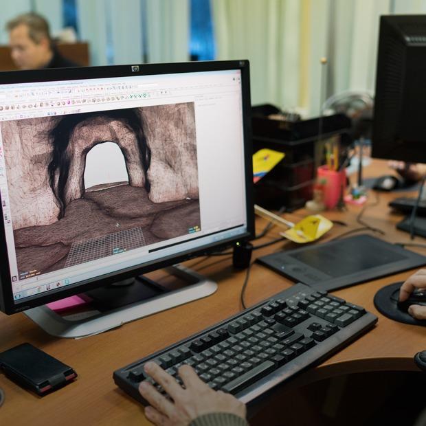 Как делают мультфильм «Маша и Медведь» — Производственный процесс на The Village