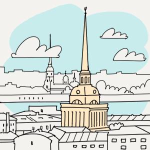 15 апреля — Утро в Петербурге на The Village