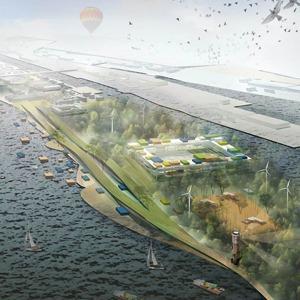 Как осваивать Канонерку: 4 проекта острова — Архитектура на The Village