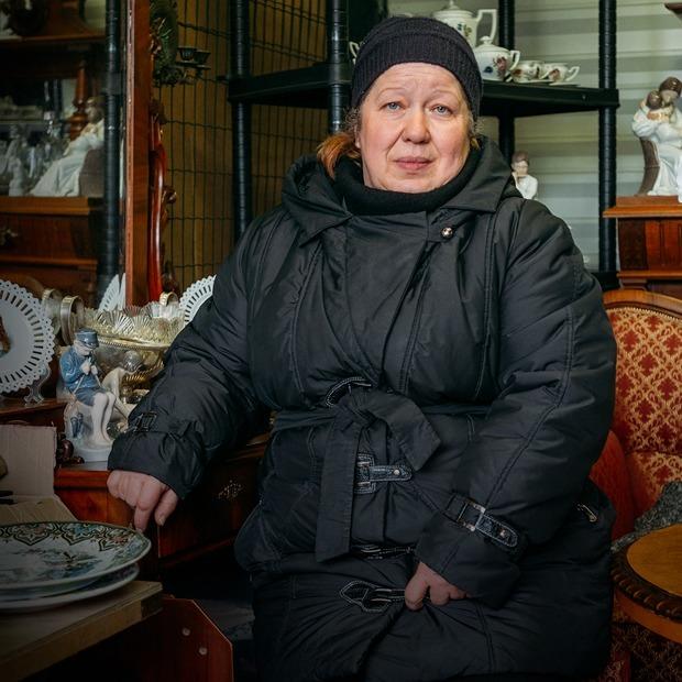 «Лучший блошиный рынок в мире»: Продавцы Уделки — о себе и покупателях — Люди в городе на The Village