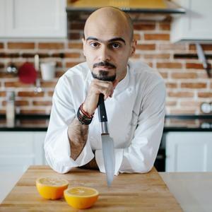 Как работает служба шеф-поваров по вызову — Сделал сам на The Village