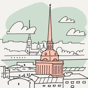 14 июля — Утро в Петербурге на The Village