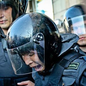 Copwatch: действия полиции на митинге «Стратегии-31» на Триумфальной площади — Люди в городе на The Village