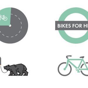 Итоги недели: Велодорожки в Москве — Город на The Village