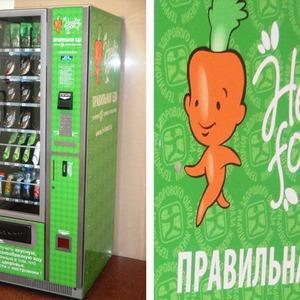 В Москве появились автоматы с сырниками — Рестораны на The Village