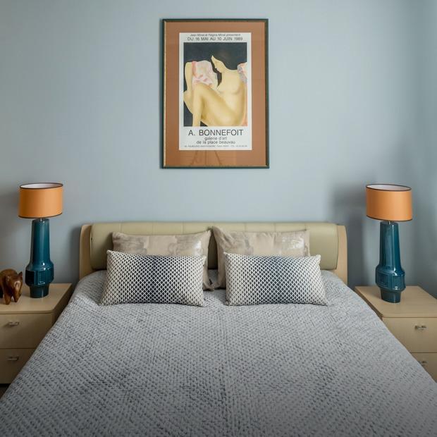 Квартира с яркими акцентами для большой семьи — Квартира недели на The Village