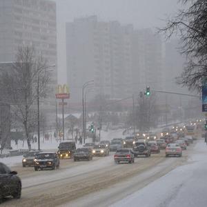 В столице начались сильнейшие снегопады — Ситуация на The Village