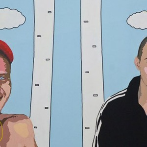 20 художников выставят свои гоп-работы в «Факеле» — События на The Village