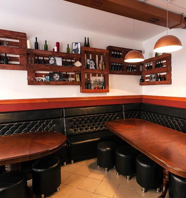 Новое место: Бар «Папа любит»  — Рестораны на The Village