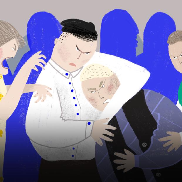 Почему стоит отказаться от воспитания «настоящих мужчин» — Дети на The Village