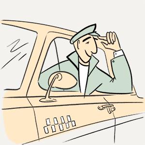 Московские таксисты — о пассажирах, политике, платной парковке и планах на будущее — Дежурный по городу на The Village
