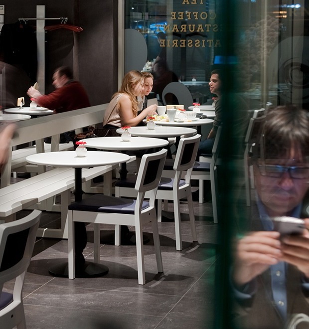 Москва-24: Где можно поесть ночью — Рестораны на The Village