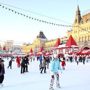 Лёд тронулся: Зимние катки в Москве