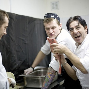 Фоторепортаж с кухни: Ресторан «Бонтемпи»