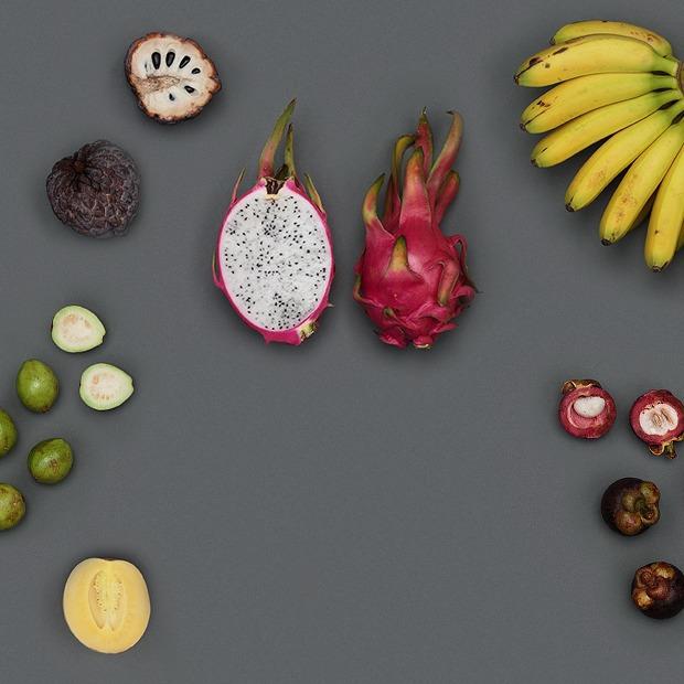 20 тропических фруктов в Москве