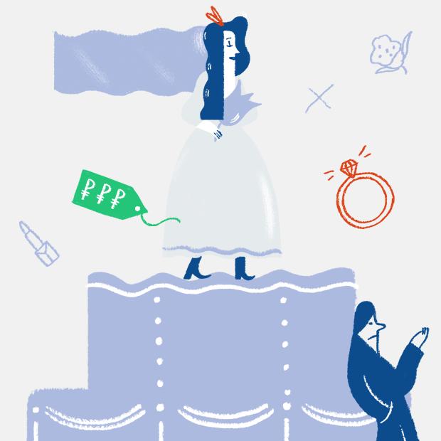 Сколько стоит сыграть свадьбу в Москве? — Простые числа на The Village