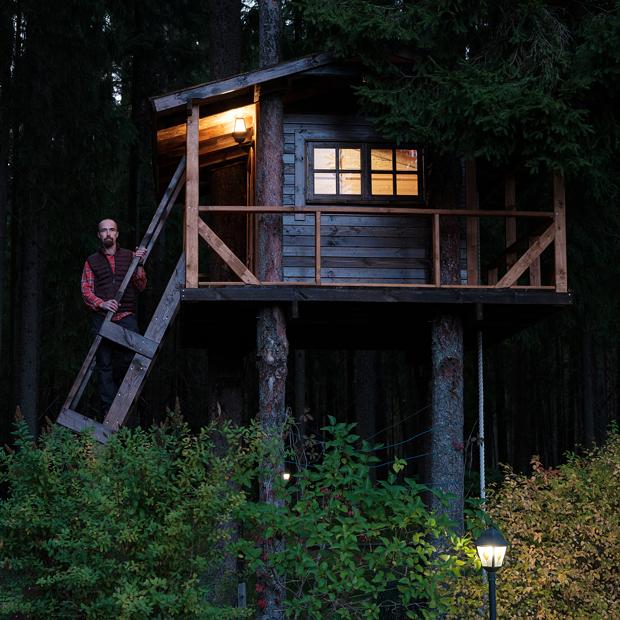 «Я строю домики на деревьях»  — Личный опыт на The Village