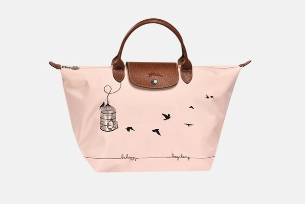 Сколько стоит сумка Longchamp в Париже, Лондоне, Москве и Токио