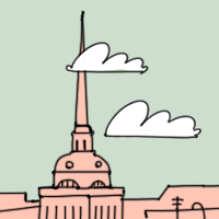19 мая — Утро в Петербурге на The Village