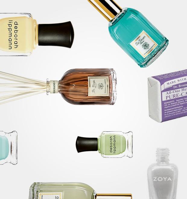 Что купить: Лаки Zoya, ароматы для дома Dr. Vranjes, мыло Dr. Bronner