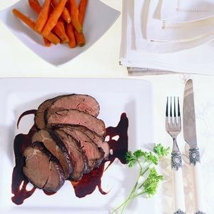 Чилийский рецепт филе говядины под глазурью из вина Мерло — Рецепты читателей на The Village