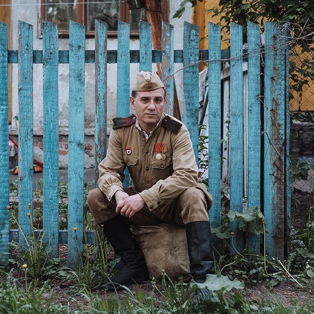 Нижегородцы-реконструкторы — Люди в городе на The Village