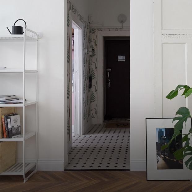 Светлая круговая квартира в Доме купца Полежаева (Петербург) — Квартира недели на The Village