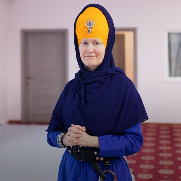 Сикхи — о жизни в Москве — Люди в городе на The Village