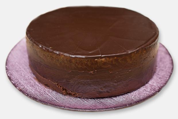 Как приготовить шоколадный торт без муки