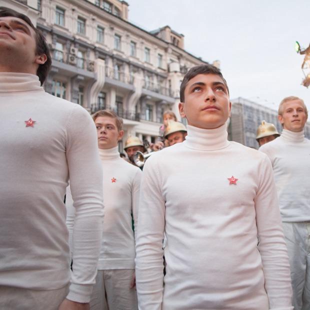 Как Москва отпраздновала День города — Фоторепортаж на The Village