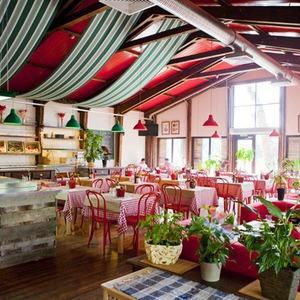 Новое место: Ресторан «Меркато» — Новое место на The Village