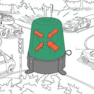 Эксперимент The Village: Какая мигалка главнее на дороге — Транспорт на The Village