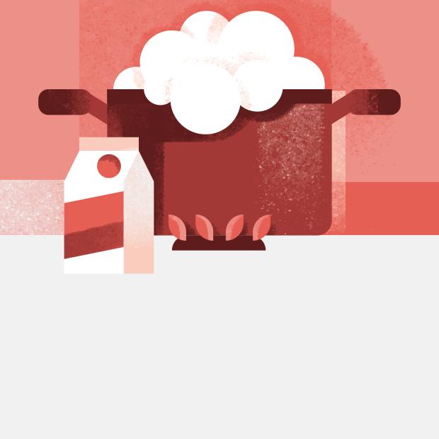 Почему убегает молоко? — Есть вопрос на The Village