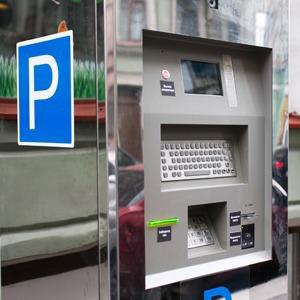 Как работает платная парковка на Караванной улице — Фоторепортаж на The Village