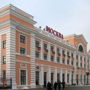 Московские вокзалы станут пересадочными узлами — Ситуация на The Village