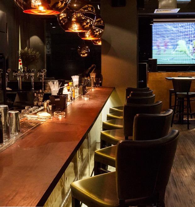 Фан-зоны: 5 новых спорт-баров в Москве — Рестораны на The Village
