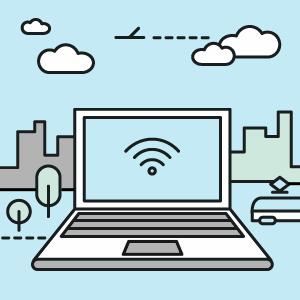Эксперимент The Village: Работает ли на улице бесплатный Wi-Fi? — Общественные пространства на The Village