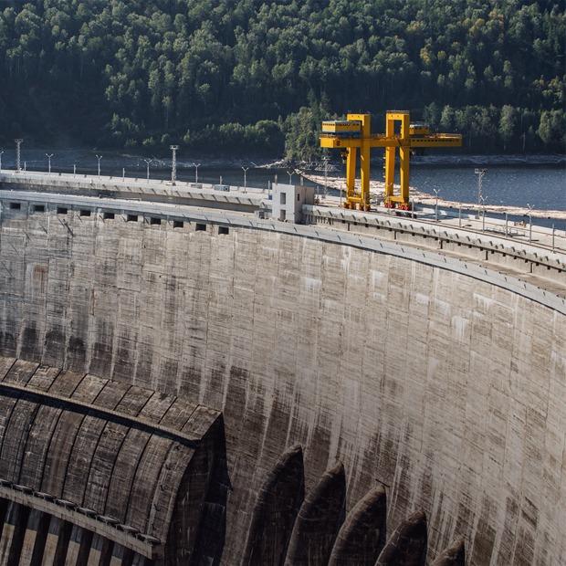 Как работает гидроэлектростанция — Производственный процесс на The Village