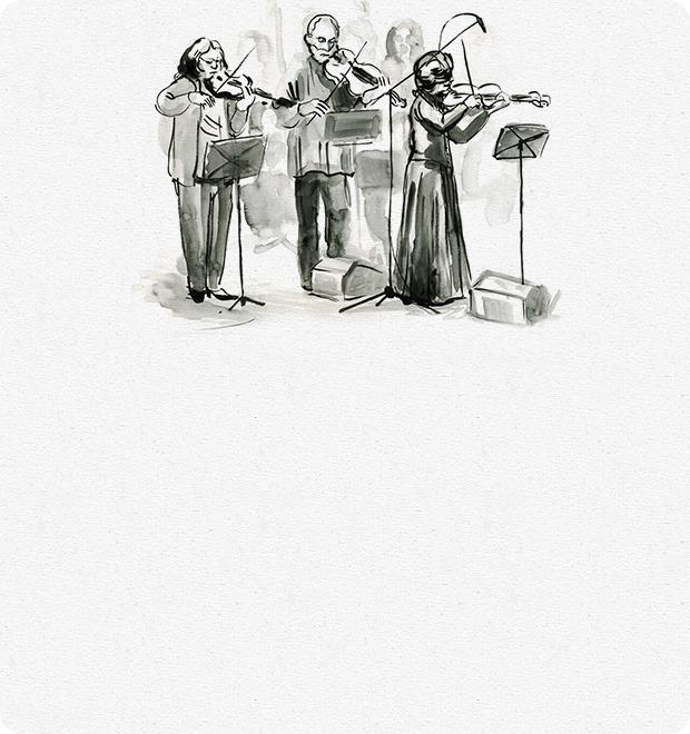 Клуб рисовальщиков: Фестиваль «Ночи Сибирии» — Клуб рисовальщиков на The Village