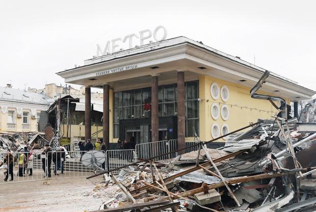 Урбанист Пётр Иванов — о том, зачем в Москве сносят торговые павильоны