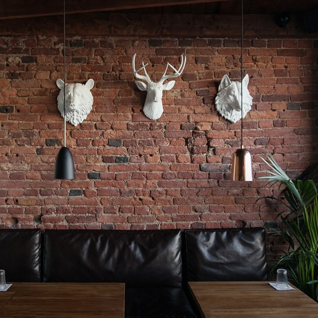 Ресторан «Вкус есть» на набережной Фонтанки — Новое место на The Village